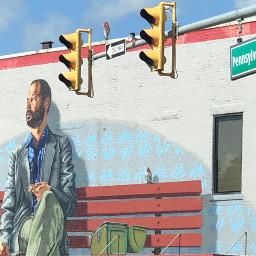 dreamer streetart charleston westvirginia pcmyinspiration myinspiration