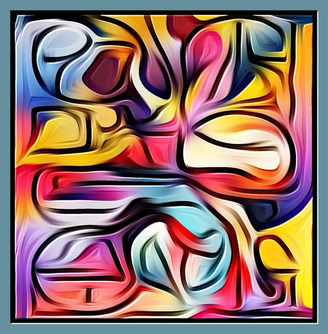 #digitalart #modernart #popart #abstractart #artisticexpression #colorful #oilpaintingeffect #embossed #design #mydesign #myedit