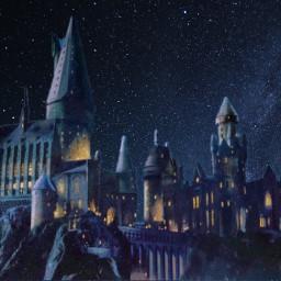 hogwarts aesthetic harrypotter potterhead freetoedit