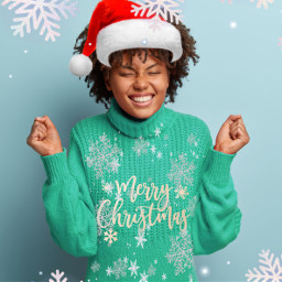 freetoedit ircdesignyourdreamholidaysweater designyourdreamholidaysweater
