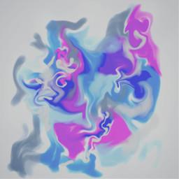 background pinkblue colorflow fluidcolorbackground freetoedit