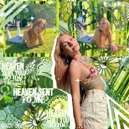 shapeedit green nadia nadiaturner shapes flower bamboo coconut heaven instagram