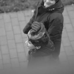 streetphotography blackandwhite children happy