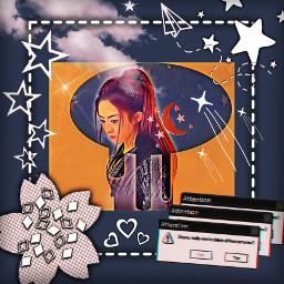 replay picsartreplay heypicsart madewithpicsart girl frame aesthetic radianse stars freetoedit local