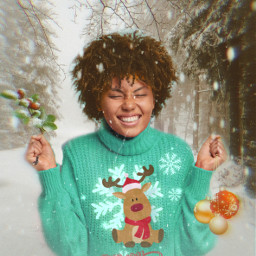 christmas freetoedit ircdesignyourdreamholidaysweater designyourdreamholidaysweater