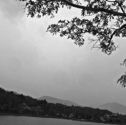raining