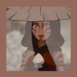 avatar iphone katara wallpapers wallpaper freetoedit