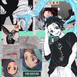 tanjiro tanjirokamado demonslayer anime edit moodboard complexedit idk jupiterandsaturnconjunction dec21st requestsopen backfrombreak green