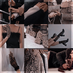 moodboard aesthetic edgy cool femmefatal pinterest tumblr polarr picsart shoes leather baddass tan brown white grey mb
