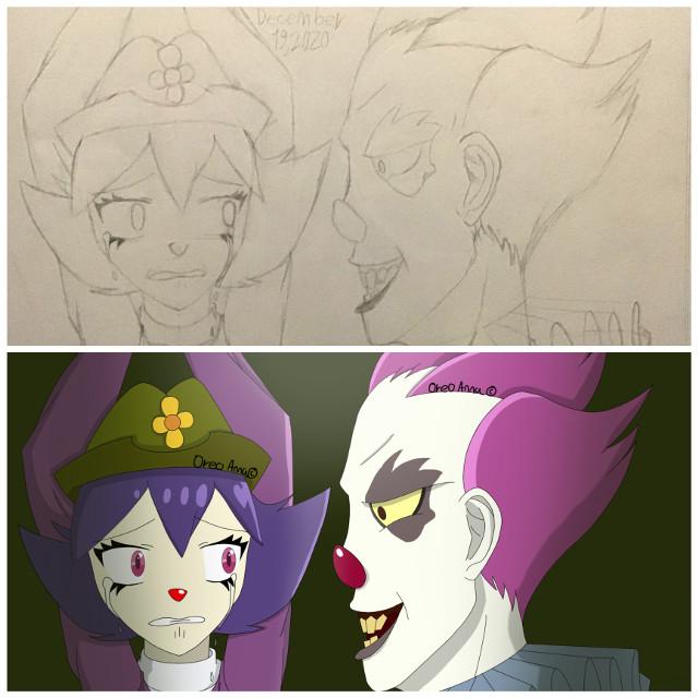 #oreoanna #pennywise #pennywisetheclown #pennywisethedancingclown #IT #animaniacs #animaniac #animaniacsreboot #anime #animeart #animeartstyle #art #digitalart