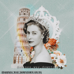 shines_way_downtownedits edit edits collage interesting art people photography travel london queen italy tower flowers mirror sky queenelizabeth elizabeth queenoflondon queenelizabethaesthetic aestehtic aestehticedit aestheticcollage aestheticedits freetoedit
