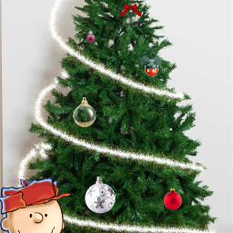 holidays christmas charlebrown ornament christmastree freetoedit ircdecorateyourdreamtree decorateyourdreamtree