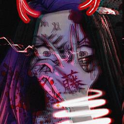 nezukochan nezuko_kamado demonslayerkimetsunoyaiba edit demonslayeredit demonslayer nezukokamadoedit freetoedit