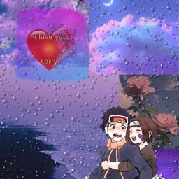 obito rin kakashi naruto anime love dead akatsuki uzumakinaruto konoha sasuke hokage freetoedit
