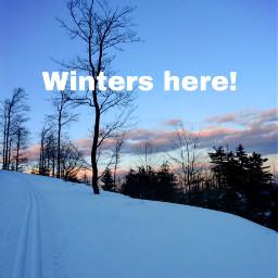wintertime freetoedit