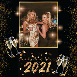 freetoedit newyear newyear2021 christmas winter text quote december november xmas wintertime christmasspirit nye replay glitter replayit nye2021 newyearseve newyeareve gold golden cheers makeawesome happynewyear madewithpicsart