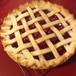 pie food cherry yum pcthefoodilove thefoodilove