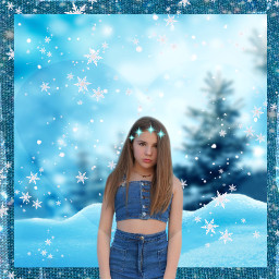 piperrockelle piperrockelleedit icy ice snow piperazziarmy piperazzi winter queen freetoedit