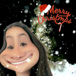 merrychristmas christmas charlidamelio charli charlifp freetoedit