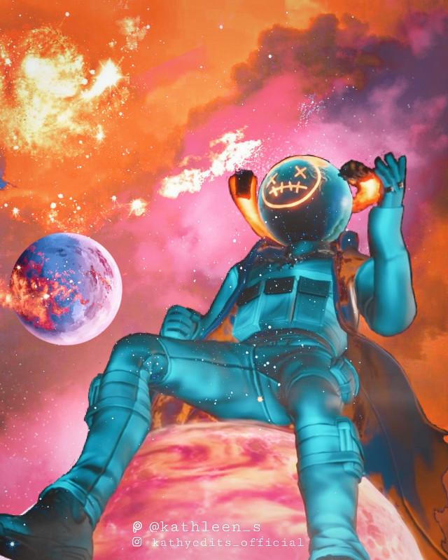 #space  #freetoedit  #imagination  #colorful  #sky #astronaut #plants #heypicsart  #myedit  #edit #manipulation #astrojack