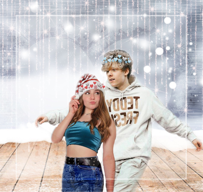 Ship✋ #piperrockelle #levcameron #liper #couple #winter #piperazzi