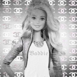 barbie baddie serve silveraesthetic freetoedit