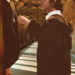dracomalfoy tomfelton hogwarts harrypotter slytherin freetoedit