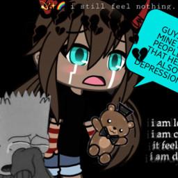 freddyismine imdepressed depressed freetoedit