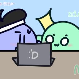 cute kirby oc kirbyoc whydoihavetoaddahashtag toolazytoputhashtags doodle art
