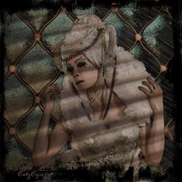 freetoedit picsart picsartedit picsarteffects art artwork girls lady editedwithpicsart