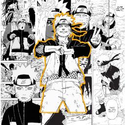 anime weeb otaku naruto narutouzumaki narutoshippuden manga jutsu rasengan border edit freetoedit
