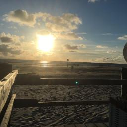 summer sundown northsea holiday pcmyfavoritememory myfavoritememory
