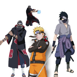 naruto awesome art freetoedit