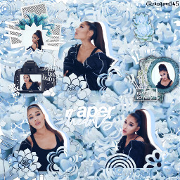 arianagrande ariana grande arianagrandeedit blue complex arianagrandebutera aesthetic blueaesthetic complexaesthetic shapecomplex complexshapeedit bluecomplex freetoedit