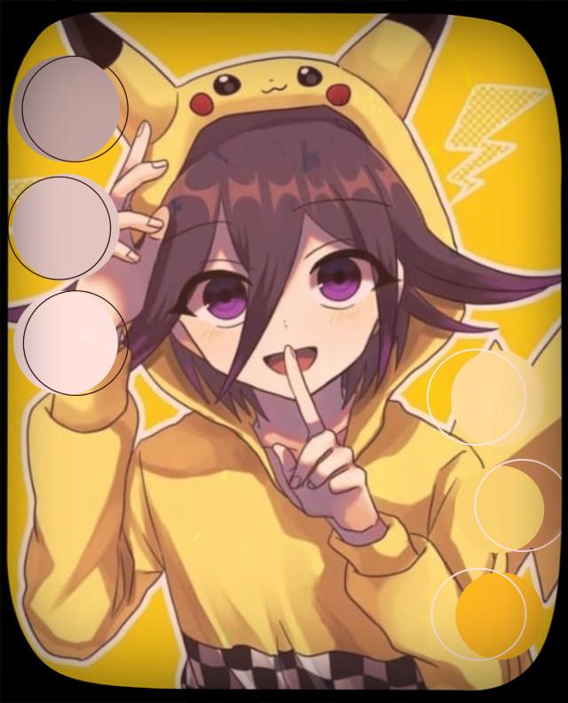 #Kokichioma #Kokichiouma #omakokichi #Oumakokichi #yellow #veryyellow #moreyellow #Supremeleader #Pikachuhoodie #Pikachu