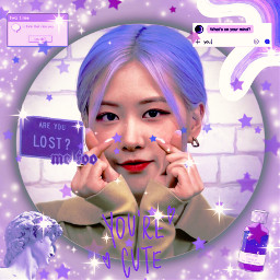 replay picsartreplay aesthetic violet glow picsarteffects cute freetoedit