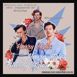 shines_way_downtownedits be_creative heypicsart edit edits collage harrystyles styles flowers colorful freetoedit watermark interesting photography celebrity serie nature singer onedirection harrystles harrystylesedit harrystylesedits reposted repostit harrystylesfan