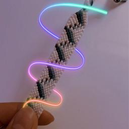 aestheticedit cute bracelet aesthetic neonswirls freetoedit