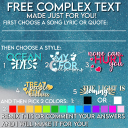 stickerproducer complextext free custom freetoedit