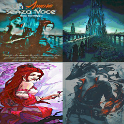 freetoedit madewithpicsart remixit fantasy castle prince princess book novel fairytales colorful architecture redhead antihero collage