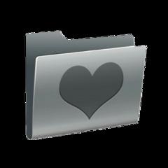 heart folder freetoedit