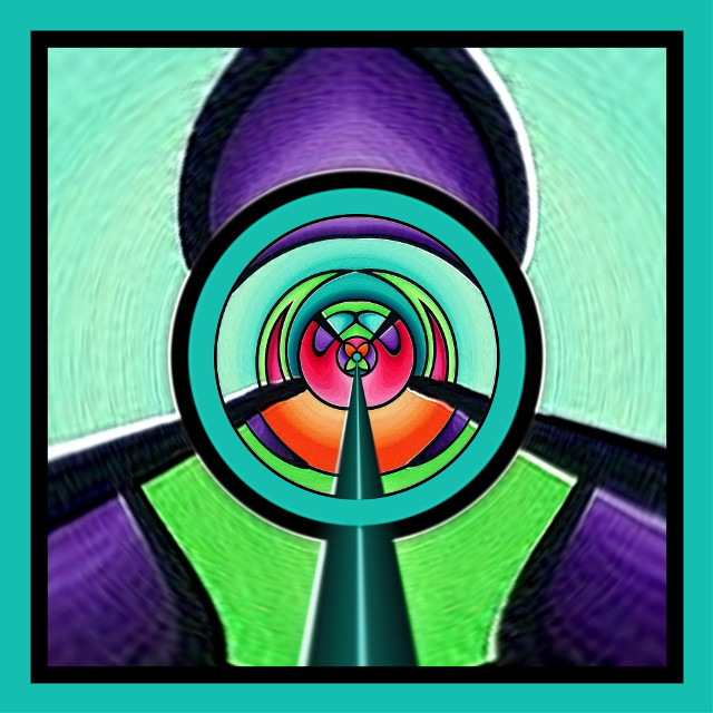 #digitalart #modernart #popart #artisticexpression #colorful #tinyplanet #design #mydesign #myedit