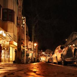 city street corona germany