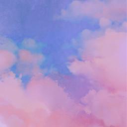 freetoedit picsart drawing sky clouds background remix remixit