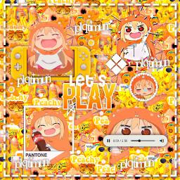 umaruchan umarudoma himoutoumaruchan anime japan otaku weeb complex orangecomplex edit aesthetic chibi kawaii cute funny
