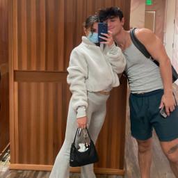 freetoedit addisonrae brycehall selfie cute couple boy girl tiktok photography makeawesome remixit heypicsart picsart love beauty