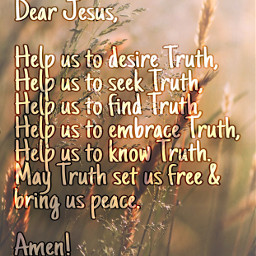 jesus truth freetoedit