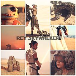 reyskywalker starwars reystarwars collage ashtetic freetoedit