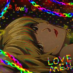 anime animegirl animeicon icon weeb otaku misa misaamane deathnote animeedit rainbowcore misaamaneedit misaamaneicon glitchanime animegitchcore glitchcoreanime deathnoteanime deathnoteedit misaedit freetoedit