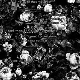 interesting flowers quotes freetoedit